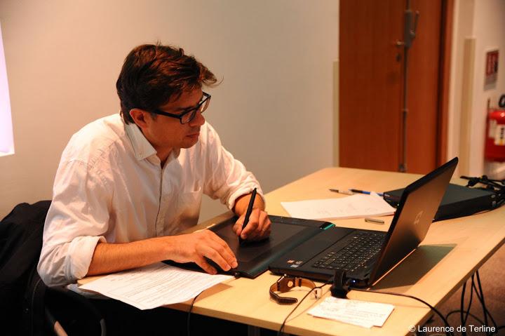 Guf dessine en direct pour vos événements d'entreprise. www.gufonline.net